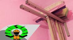 DIY:Porta Escobas y Jaladores Ideas Para Organizar, Clean House, Sweet Home, Soap, Symbols, Letters, Home Decor, Youtube, Cleaning Tips