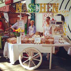 Cute Market Cart - Naschen