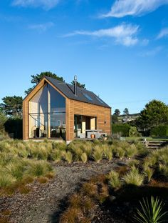 NZ Architectural Bach | Facade Glazing