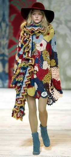 Crochet - KENZO - Häkeln