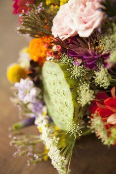 Fresh and Vibrant Farm Garden Wedding :: MK+Luke   Cedarwood Weddings