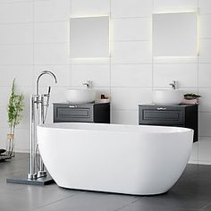 Westerbergs Sense Badekar 1600x730 mm, Sanitærakryl, Hvit Duravit, Toilet, Bathtub, Bathroom, Former, Design, Home Decor, Inspiration, Products