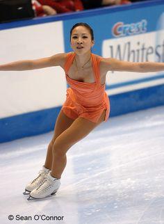 Michelle Kwan, 2004 LP  Tosca