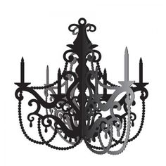 Cmo hacer un candelabro moderno stenciling bricolage and garlands descriptions party in paris hanging chandeliercase of 12 design party in paris features occasion girl birthday size 16 x inch 41 x 42 cm 1 pieces mozeypictures Choice Image