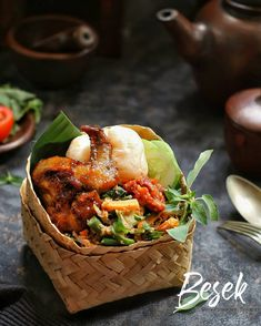 Indian Food Recipes, Asian Recipes, Healthy Recipes, Food Plating Techniques, Malay Food, Bistro Food, Food Photography Tips, Food Displays, Food Decoration