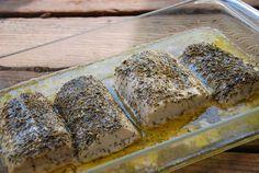 Healthy Easy Peasy Mahi Mahi - Clean Eats in the Zoo Oven Recipes, Fish Recipes, Seafood Recipes, Baking Recipes, Great Recipes, Favorite Recipes, Paleo Recipes, Recipies, Paleo Meals