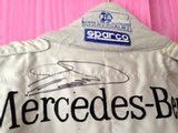 f1 signed david coulthard race worn suit - £1,300 each - Listed by Sell it socially     GLDI9097    has been published on Sell it Socially