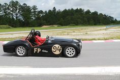 TR3 to Savannah: 1957 Triumph TR3 Project Car: Classic Motorsports