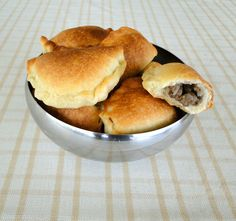 Meat Pies - I could see me making this but with a premade dough