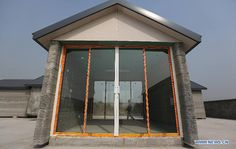 Chinese Company Cranks Out 10 3D-Printed Houses In 24 Hours  ... see more at InventorSpot.com