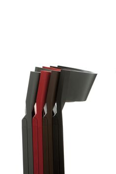 Details we like / Chairs / Color Range / Wood / Stackable / Foldable / at IndustrialDesigners.co |  Steffen Kehrle  - Klapp Chair