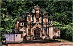 Ruinas de La Ermita de La Santa Cruz, Antigua Guatemala, Guatemala !!   Flickr: Intercambio de fotos