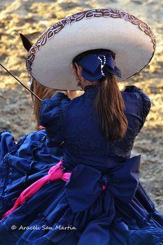 Escaramuza | Oración de la Escaramuza Charra | Araceli San Martin | Flickr