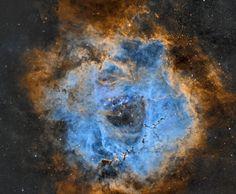 "13. ""Roseta-NBv5"", by Juan Ignacio Jimenez, Spain - 17 Celestial Photographs That Are Truly Captivating..... #Nature #Photography #Talent #WowAmazing"