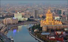 Экскурсии по столице, которые сделают из вас настоящего москвича Москва