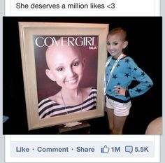 RIP Talia❤ inspiration for us all