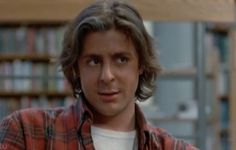 so my teacher walks up to me and asks my who I think I am and I responded with right now john bender (when you wanna go back to the good times)