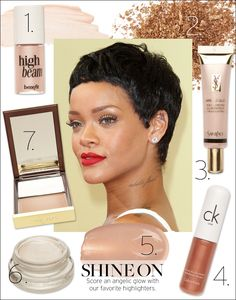 How to get Rihanna's VMA's look.