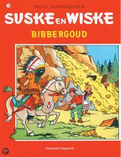 Suske en Wiske: Bibbergoud (138). Lambik leest de avonturen van Buffalo Bill en wordt door de bliksem geraakt. Suske en Wiske zien een paard dat Lambik redt van een aanstormende trein. Plots verschijnt er een gemaskerde Indiaan die het paard meeneemt. Suske, Wiske en Lambik vergeten het incident en gaan naar het circus, waar Lambik een geldprijs wint door op het circuspaard Diabolo te rijden. Normaal gezien zou Lambik als prijs een Californische goudmijn hebben gekregen, maar hij wordt…