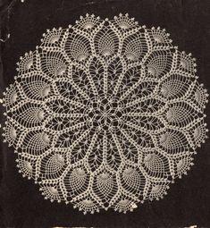Tatting Patterns, Doily Patterns, Hand Embroidery Patterns, Craft Patterns, Crochet Hook Sizes, Thread Crochet, Crochet Doilies, Crochet Hooks, Crochet Lace