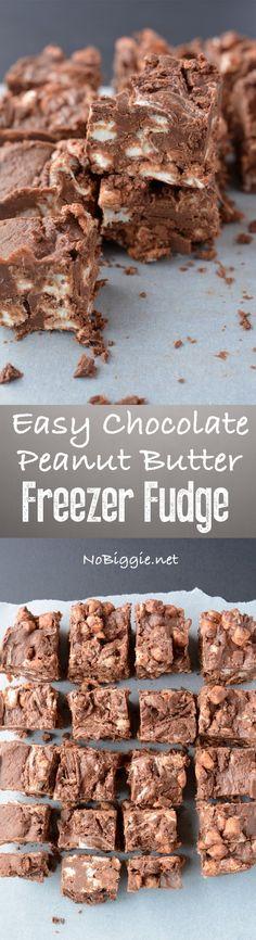Easy Chocolate Peanu