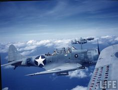 SBD Dauntless | Kev's Military Aviation Pics: Douglas SBD-3 Dauntless
