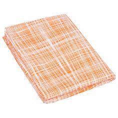 Argington Bedding Plaid Organic Crib Sheet @Layla Grayce