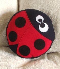 lady+bug+pillows   bedbuggs ladybug pillow