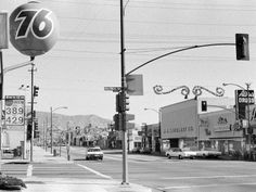 Corner of Magnolia Boulevard and Hollywood Way. Every December I would look forward to the city of Burbank to decorate this section of town with the over-hanging decorations. I was crazy about Christmas. Look at the gas prices in the background. Burbank California, California History, Vintage California, Los Angeles California, Southern California, Bullhead City, Toluca Lake, San Fernando Valley, Los Angeles Area