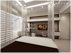 Divider, Bathtub, Interior Design, Room, Furniture, Home Decor, Standing Bath, Nest Design, Bedroom
