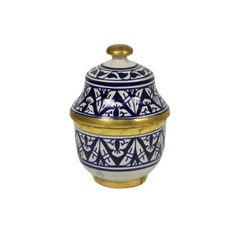 Moroccan Curved Jar
