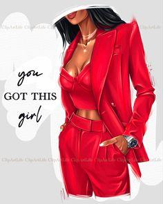 Cute Fashion, Fashion Art, Fashion Models, Fashion Design, Black Girl Quotes, Black Girl Art, Fashion Model Sketch, Fashion Sketches, Casual Summer Outfits For Teens