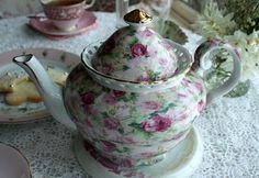 Aiken House & Gardens: Pink Saturday Tea