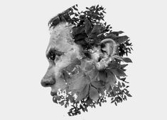 Gestalt (27 Beautiful Examples of Double-Exposure Photographs on CrispMe)