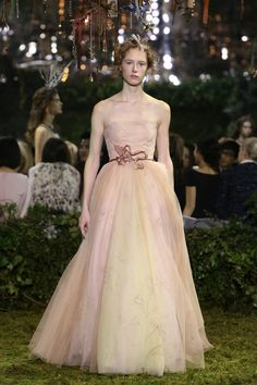 Dior Desfile Alta Costura Primavera-Verão 2017