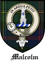 Malcolm Clan Badge / Malcolm Clan Crest