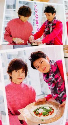 Jun & Satoshi