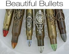 I will now start saving our casings after the hunts.....inspiration