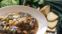 """TRADITIONAL TUSCAN RIBOLLITA: THE GOOD NEW TREND  Winter's superfood """"ribollita"""" is Tuscany's pearl gem when it comes to delicious and warm nutrients ready to take on vegans all over the world and not only"""