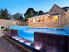 1000 Images About Glass Pool Fencing On Pinterest Glass Pool Fencing And Pools