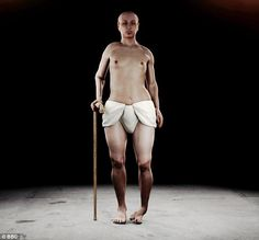 The REAL face of King Tut: Pharaoh had girlish hips, a club foot and buck teeth according to 'virtual autopsy' that also revealed his parents were brother and sister