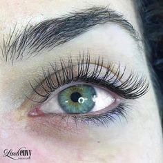 Perfect lashes #EyeLashesFalse #EyelashExtensionsNatural
