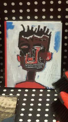 """""""Ahora es el momento"""" de Jean Michel Basquiat. La Fabrica."""