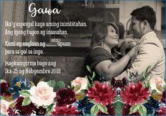 Filipiniana Wedding Theme, Wedding Invitations Diy Handmade, Filipino Wedding, Wedding Planning, Wedding Ideas, Tagalog, Pinoy, Invites, Rsvp