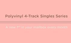 Anche la Polyvinyl Records lancia una singles series (con Cloud Nothings, Mikal Cronin, Efterklang e altri) - RUMORE