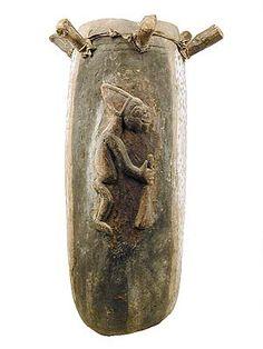 Yoruba Drum 4