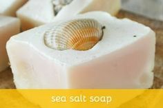 Sea Salt Soap Recipe