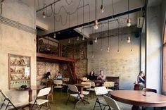 Birdsong Cafe / Studio Eight Twentythree
