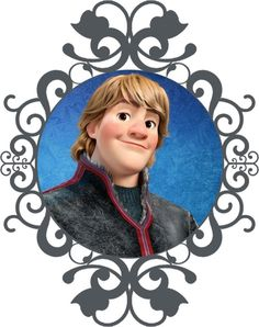 Disney Frozen Sven Iron on Transfer