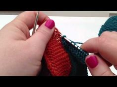 Ten Stitch Blanket Tutorial - YouTube